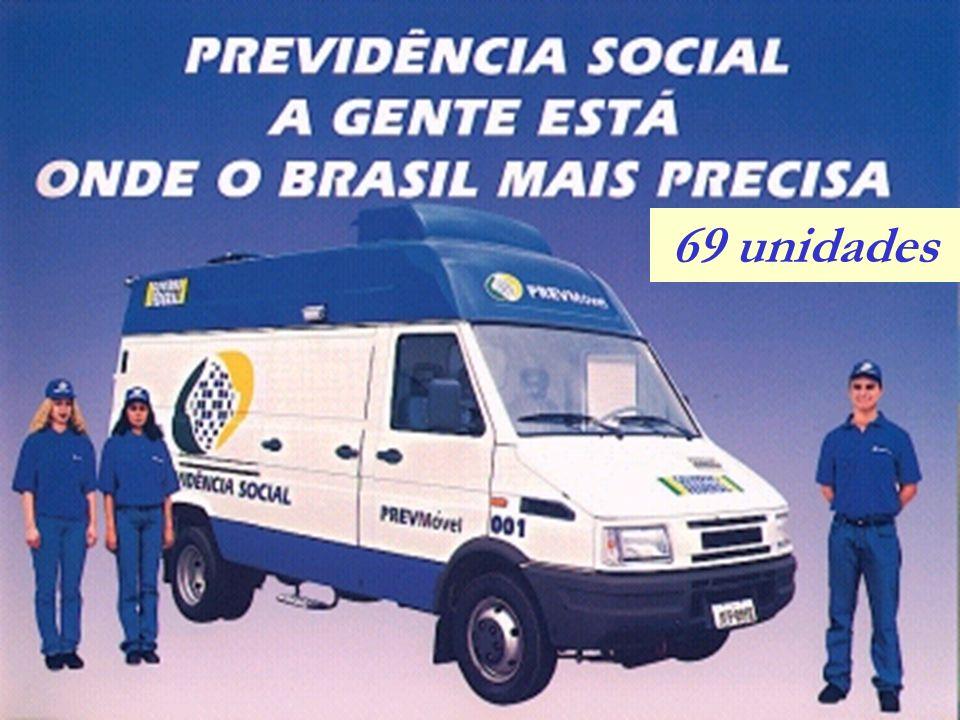 Informações sobre legislação previdenciária, inscrição na Previdência Social, agendamento de atendimento com hora marcada nas Agências, extrato de pag