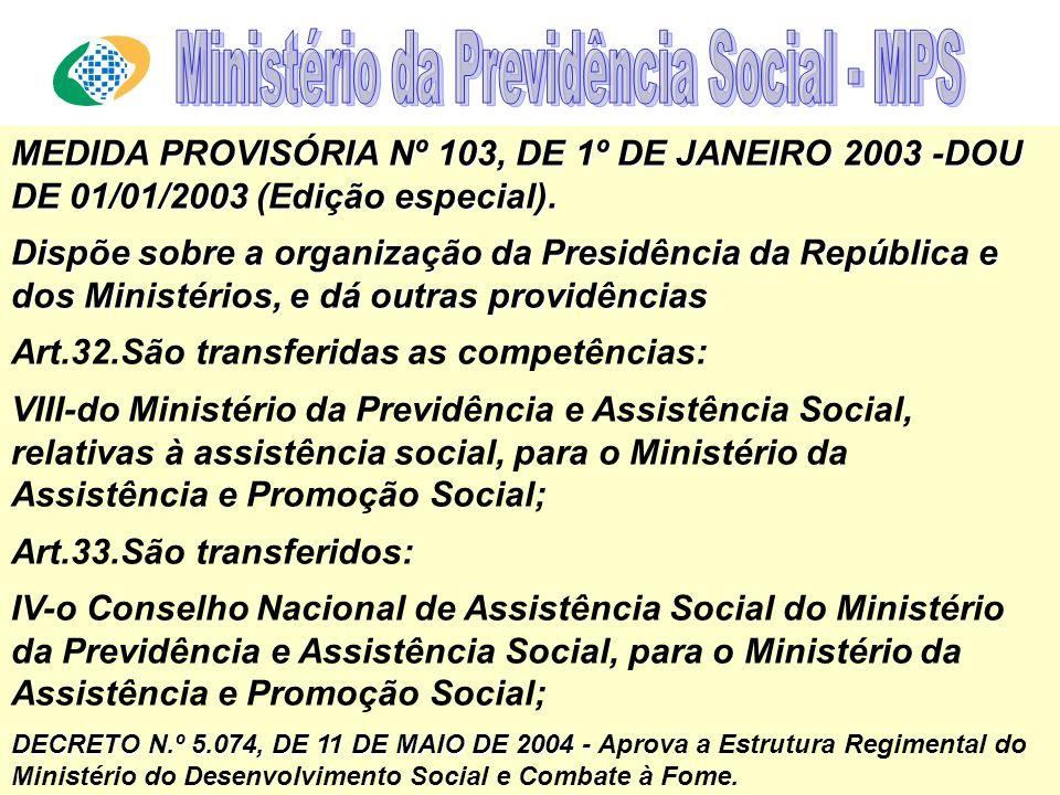 A Previdência Social brasileira tem a seguinte estrutura básica: