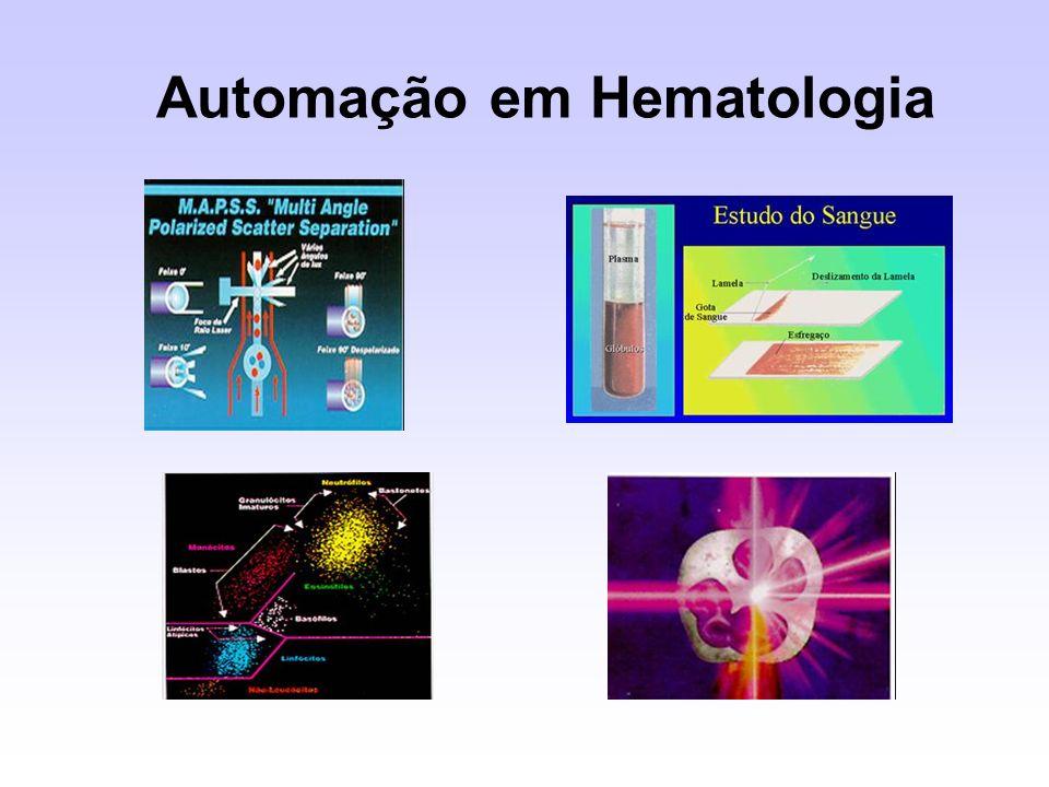 Automação em Hematologia