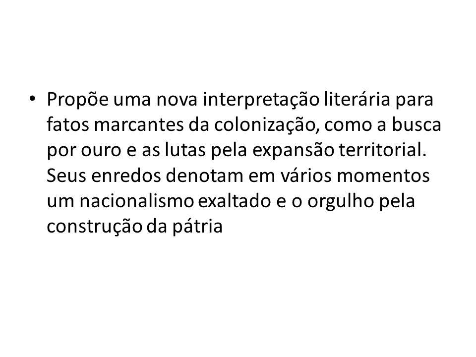 Romance Regionalista O gaúcho (1870); O tronco do ipê (1871); Til (1872); O sertanejo (1875).