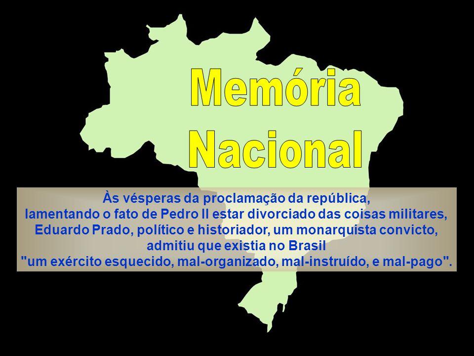 Em 31 de março de 1964, as Forças Armadas, atendendo ao chamamento do povo brasileiro, eliminou a ameaça de sovietização do Brasil.