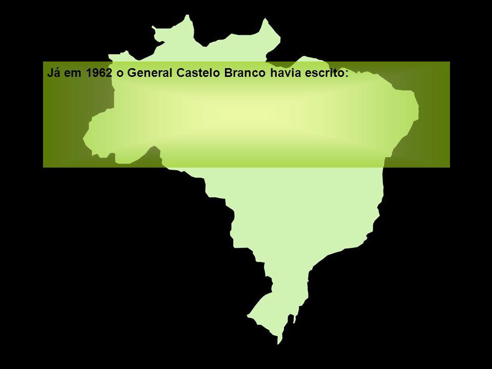 Nas últimas duas décadas os governos civis do Brasil menosprezaram as Forças Armadas como instituição nacional, comprometendo a sua capacidade de cumprir com eficiência a missão constitucional que lhe foi atribuída desde a sua criação.