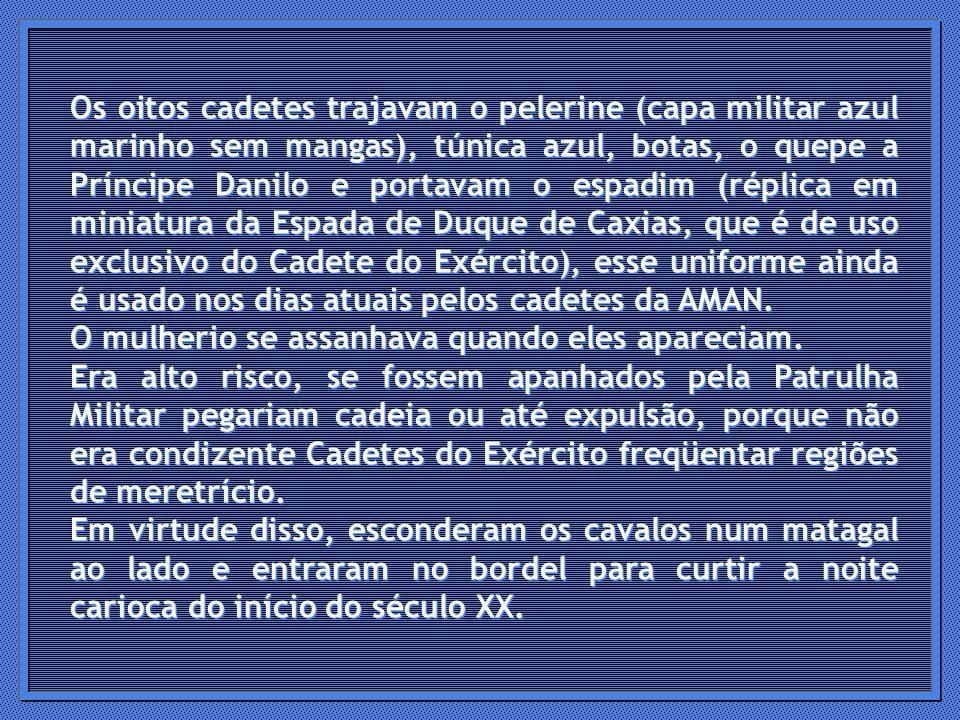 AMAN – Pátio Marechal Mascarenhas de Moraes