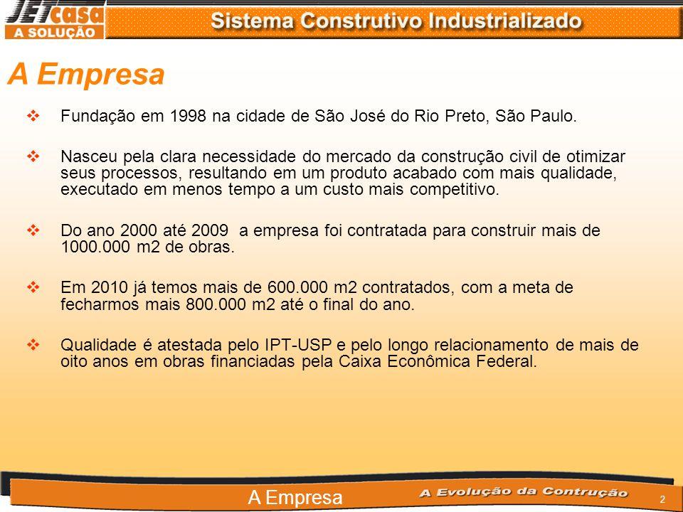 2 Fundação em 1998 na cidade de São José do Rio Preto, São Paulo.