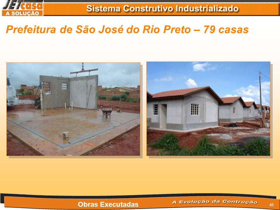 47 GRUPO PÃO DE AÇÚCAR – Itapevi – 310 casas Obras Executadas