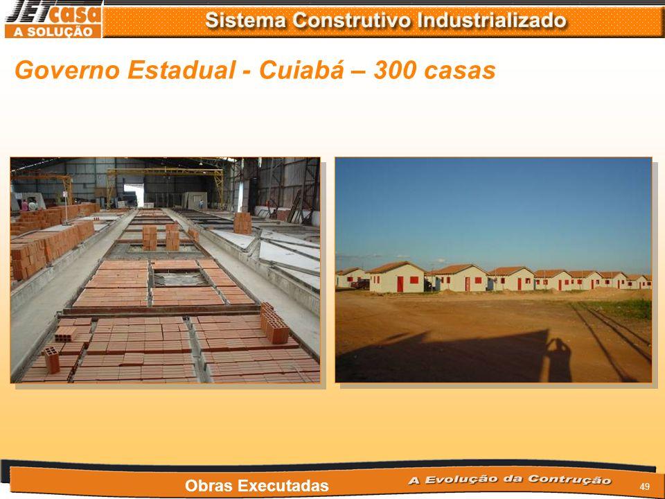 48 Prefeitura de São José do Rio Preto – 79 casas Obras Executadas