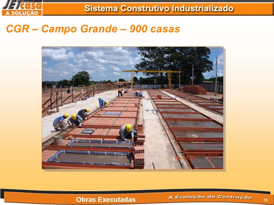 49 Governo Estadual - Cuiabá – 300 casas Obras Executadas