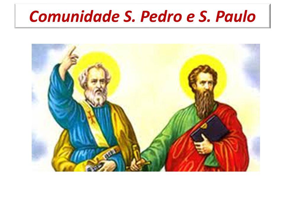 A Comunidade São Pedro e São Paulo (CSP&SP) tem representação em quase todas as pastorais e serviços como: pastoral familiar;