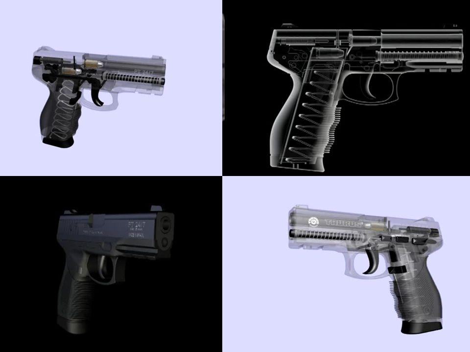 MODELOS DA ARMA 1.PT 24/7 POLICE (DAO) 2. PT 24/7 PRO (SD) 3.