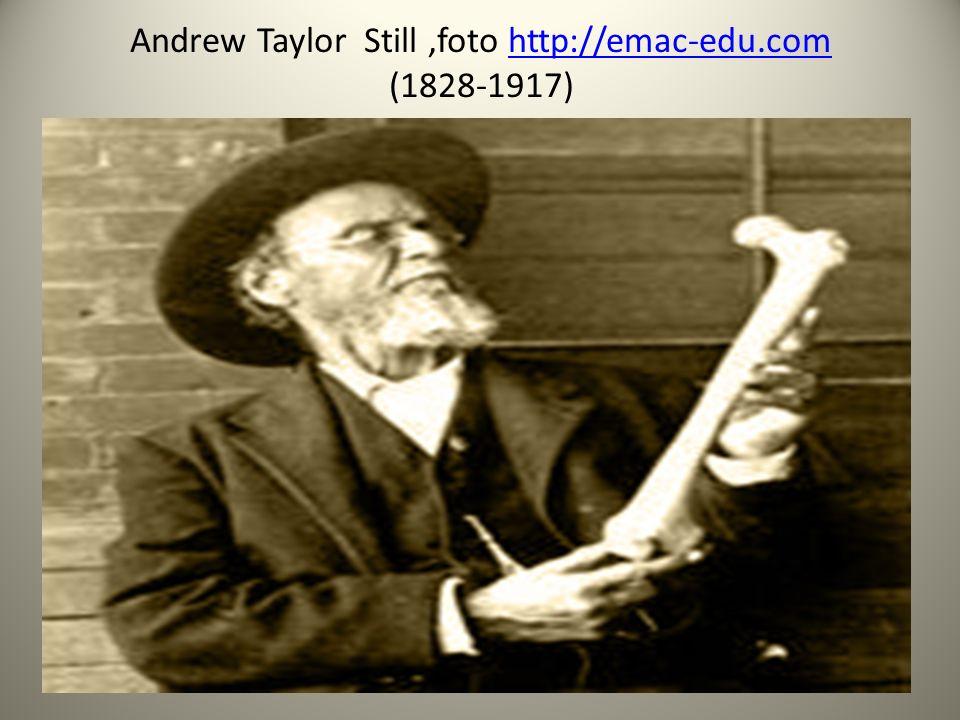Andrew Taylor Still,foto http://emac-edu.com (1828-1917)http://emac-edu.com
