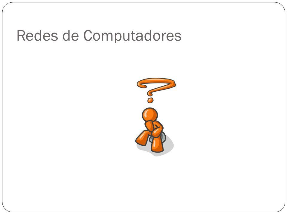 Redes de Computadores 15
