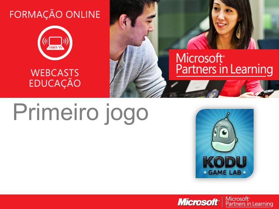 WEBCASTS EDUCAÇÃO 2012 Primeiro jogo