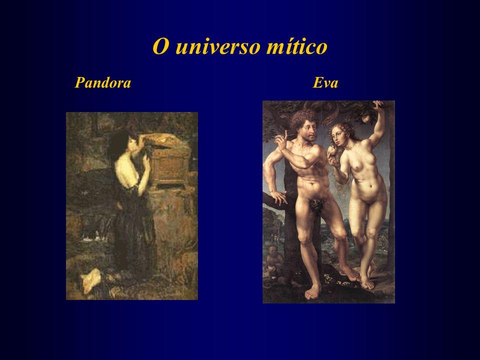 O universo mítico PandoraEva