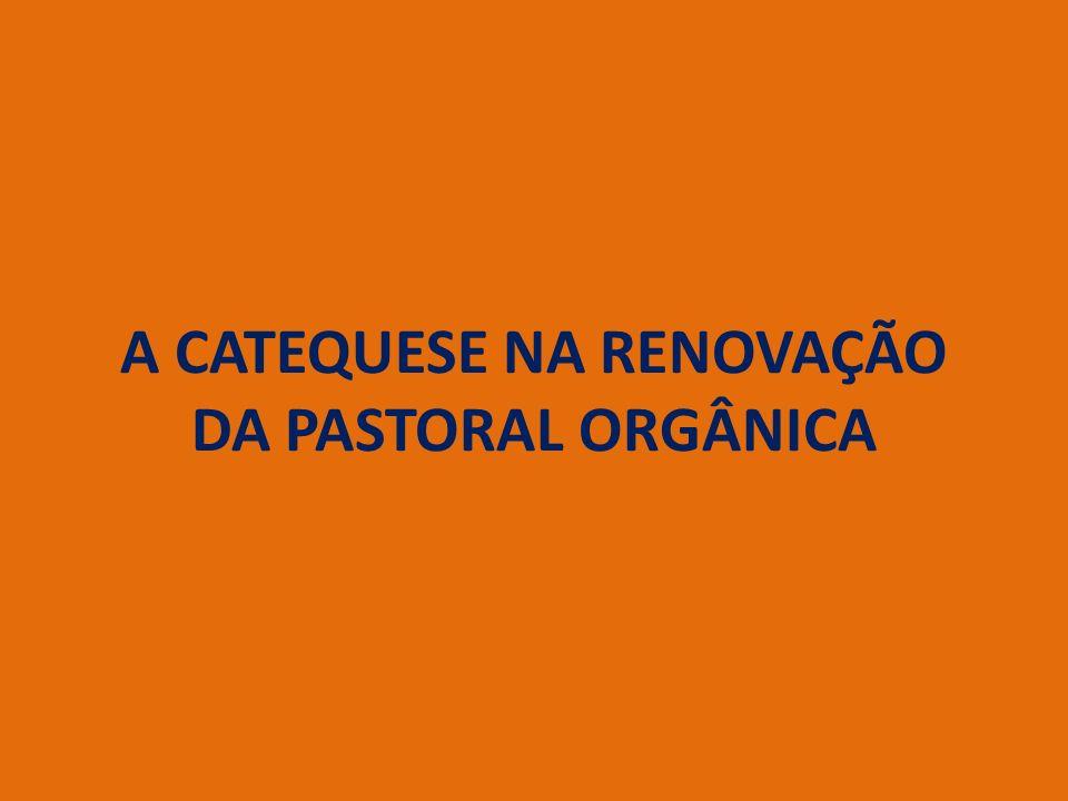 Nossa Igreja: um organismo ou um conjunto de gavetas.