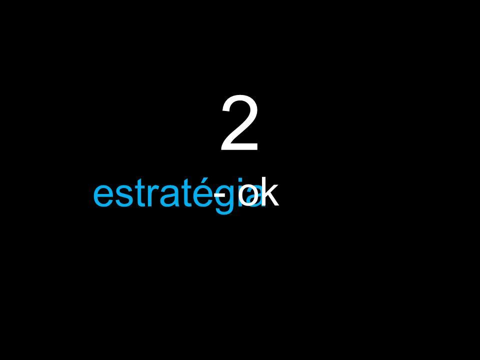 2 a estratégia que vão utilizar - ok