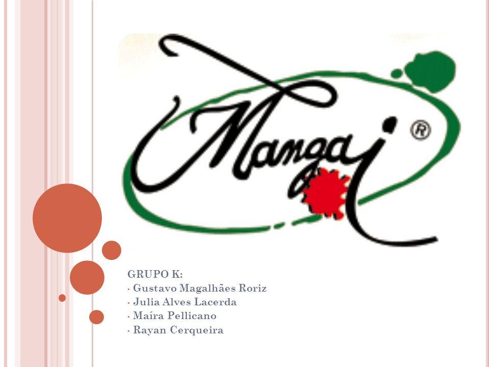 H ISTÓRIA Inaugurado no final da década de 80, o Mangai começo como uma bodega que vendia apenas produtos do sertão.
