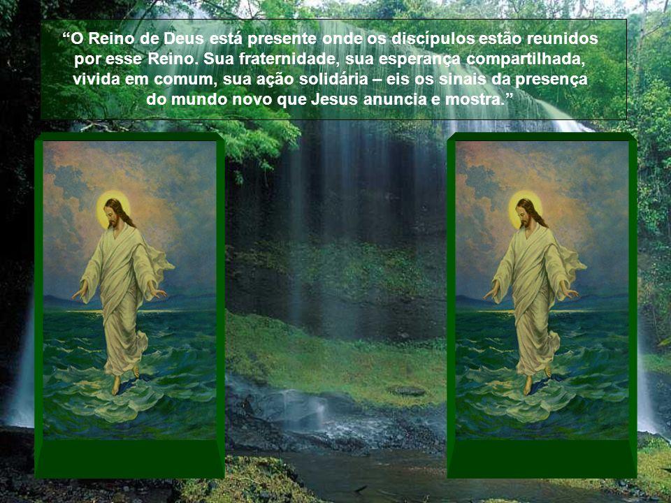 O Senhor sempre nos diz: Eu tenho sobre ti desígnios de paz e não de aflição. (Jer 29,11) Santo Agostinho afirmou: O Reino dos Céus não é deste mundo,