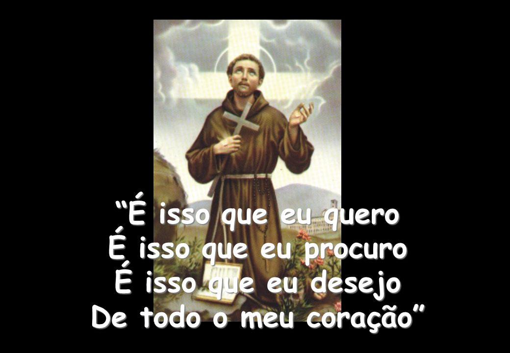 O Homem de todos os tempos São Francisco de Assis é conhecido como: O Apóstolo do Amor O homem da Paz.