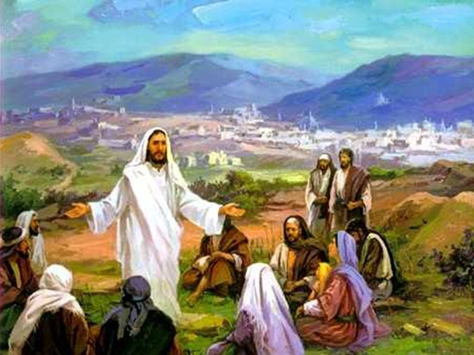 As BEM-AVENTURANÇAS estão no centro da pregação de Jesus, retomam e levam à perfeição as promessas de Deus, feitas a Abraão.
