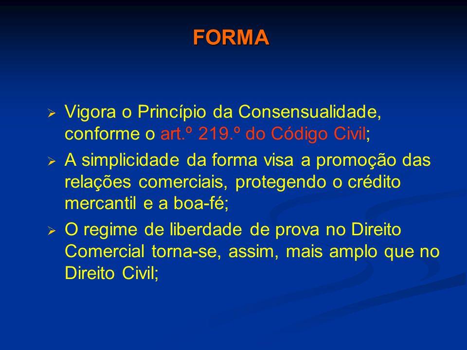 Previsão legal Art.º 96.º do Código Comercial, que observa a liberdade de utilização de qualquer idioma nos actos de comércio, atribuindo validade aos títulos comerciais emitidos em língua estrangeira.