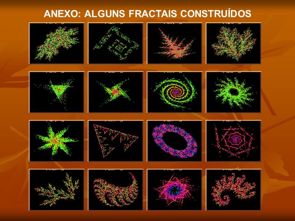 ANEXO: ALGUNS FRACTAIS CONSTRUÍDOS