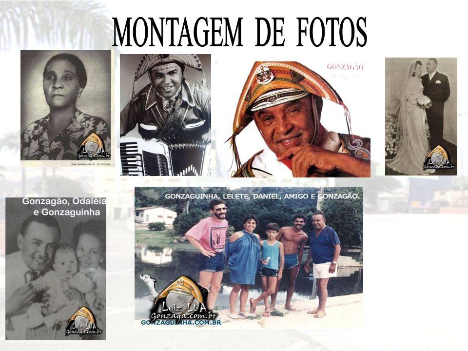 Luiz Gonzaga e Helena Luiz Gonzaga Nascimento