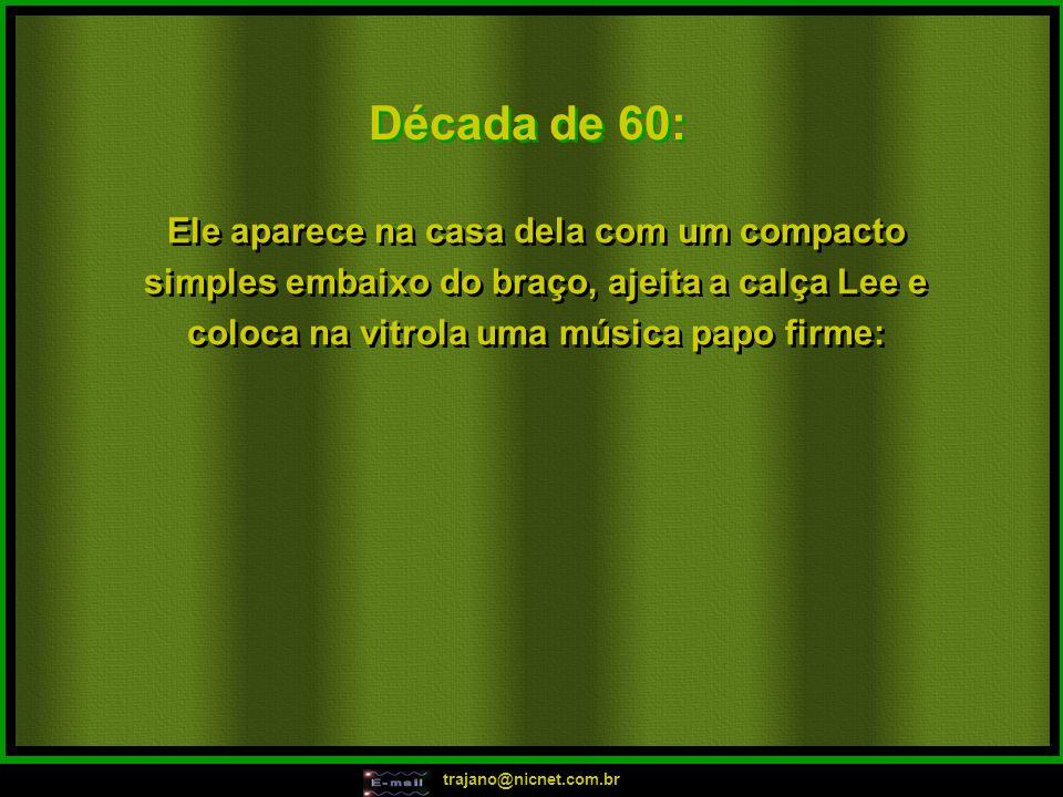 trajano@nicnet.com.br Década de 50:
