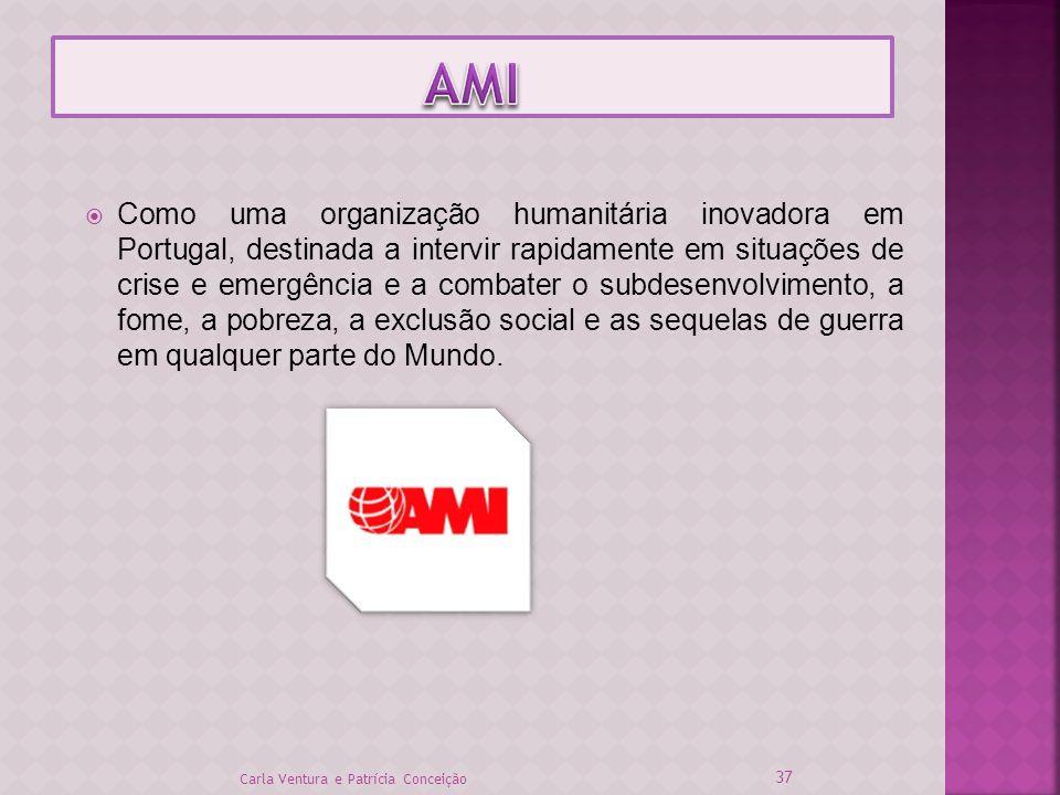 Como uma organização humanitária inovadora em Portugal, destinada a intervir rapidamente em situações de crise e emergência e a combater o subdesenvol