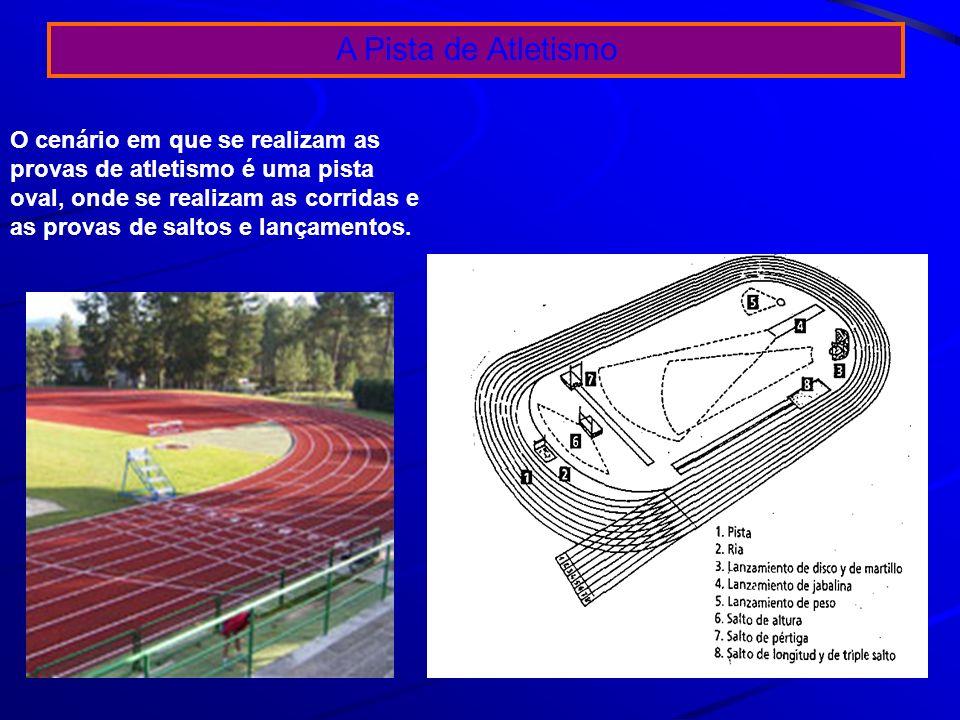 Nos saltos é importante saber: Nos saltos podemos distinguir as seguintes fases: Corrida:aproximação ao lugar onde é executado o salto.
