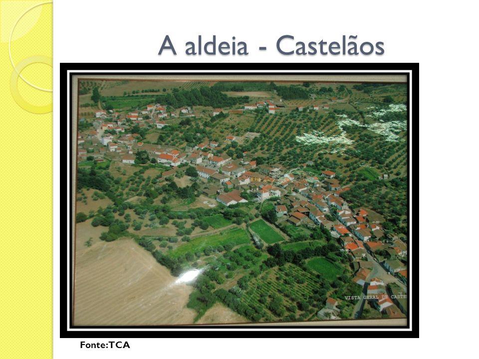 A aldeia - Castelãos Fonte: TCA