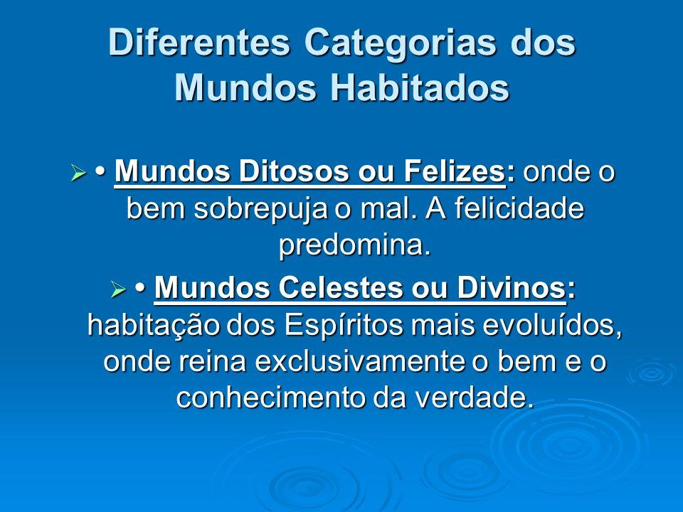 Progressão dos Mundos Diz Santo Agostinho (ESE Cap.