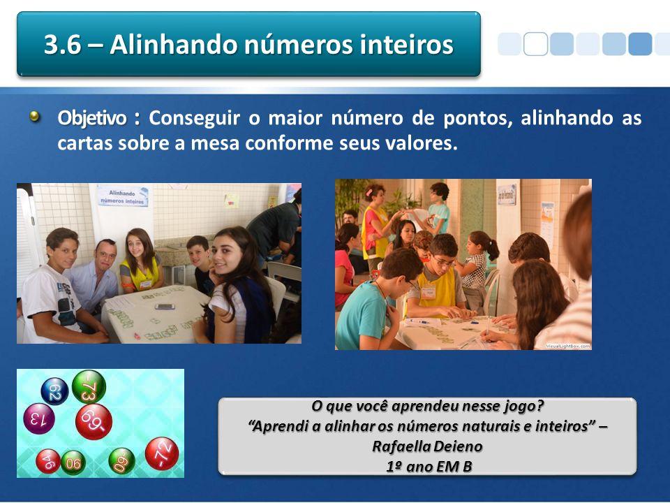 Objetivo : Objetivo : Conseguir o maior número de pontos, alinhando as cartas sobre a mesa conforme seus valores.