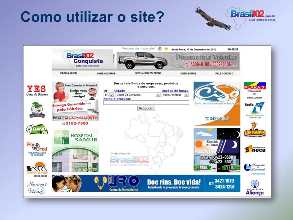 O banner é composto de imagens fixas e foi o primeiro tipo a ser utilizado na Internet. O banner possui algum tipo de ação e veicula mais informações