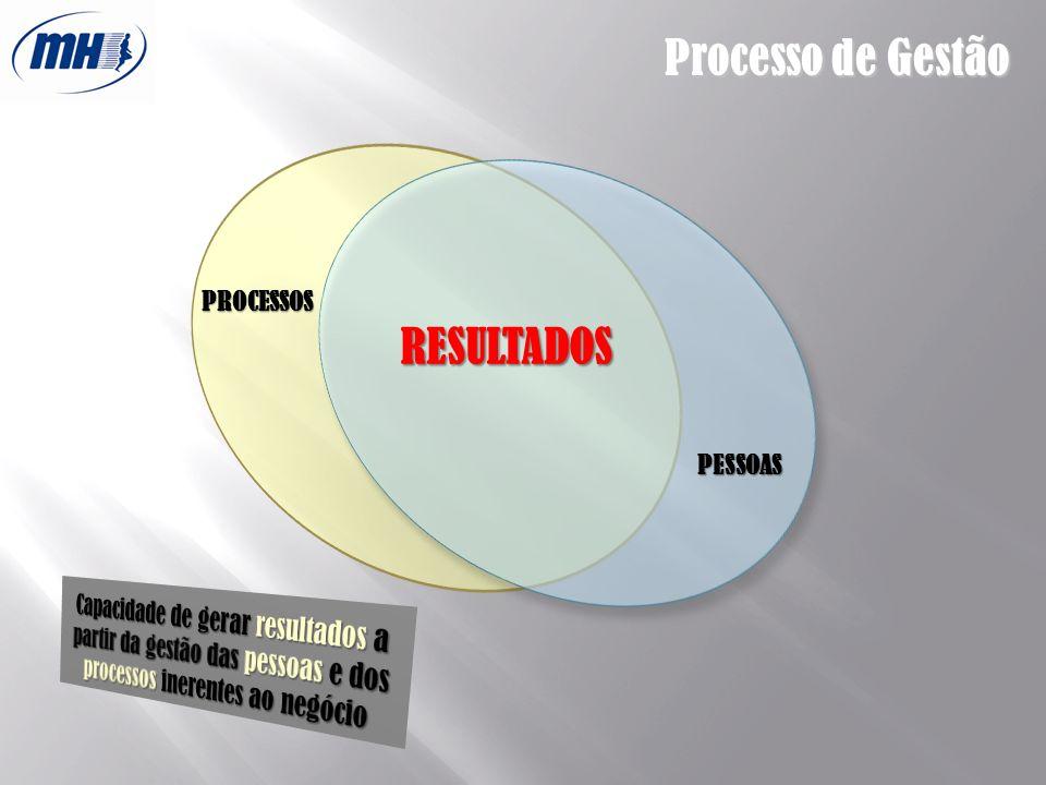 Processo de Gestão RESULTADOS PESSOAS PROCESSOS