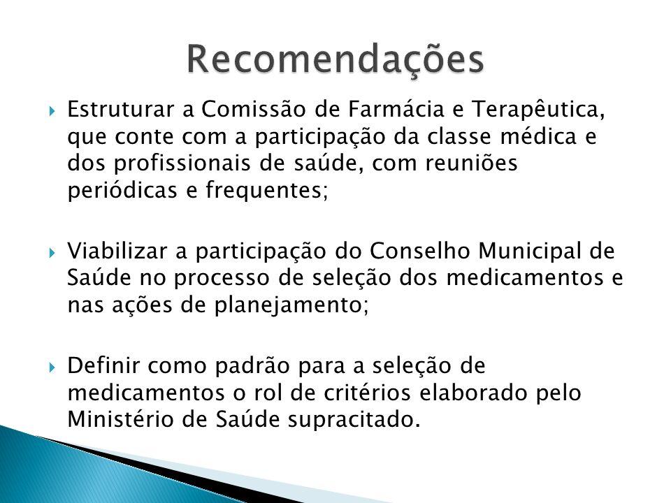 2. Deficiências no processo de aquisição;