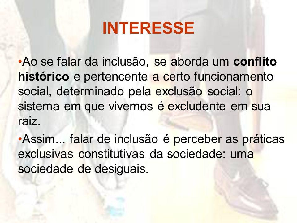 Referências BAUMAN, Z.Vidas desperdiçadas. Rio de Janeiro: Jorge Zahar, 2005.