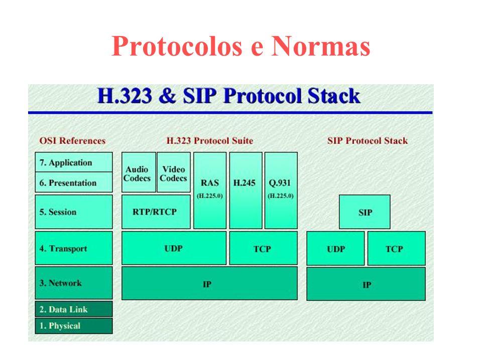 Protocolos e Normas