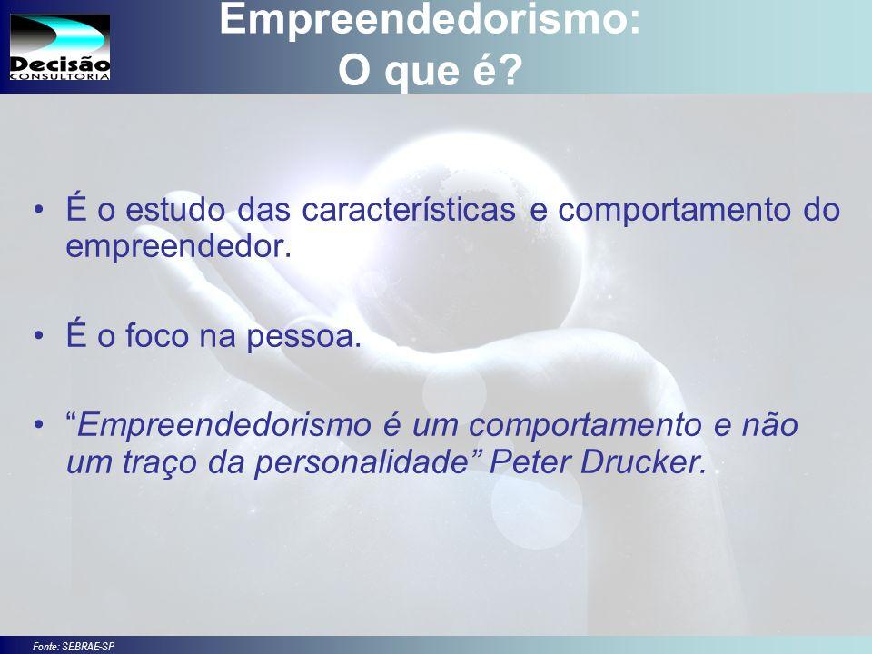 2 SEBRAE Serviço de Apoio às Micro e Pequenas Empresas do Estado de São Paulo Julio Alberto Glaser Monteiro Empreendedorismo: O que é.