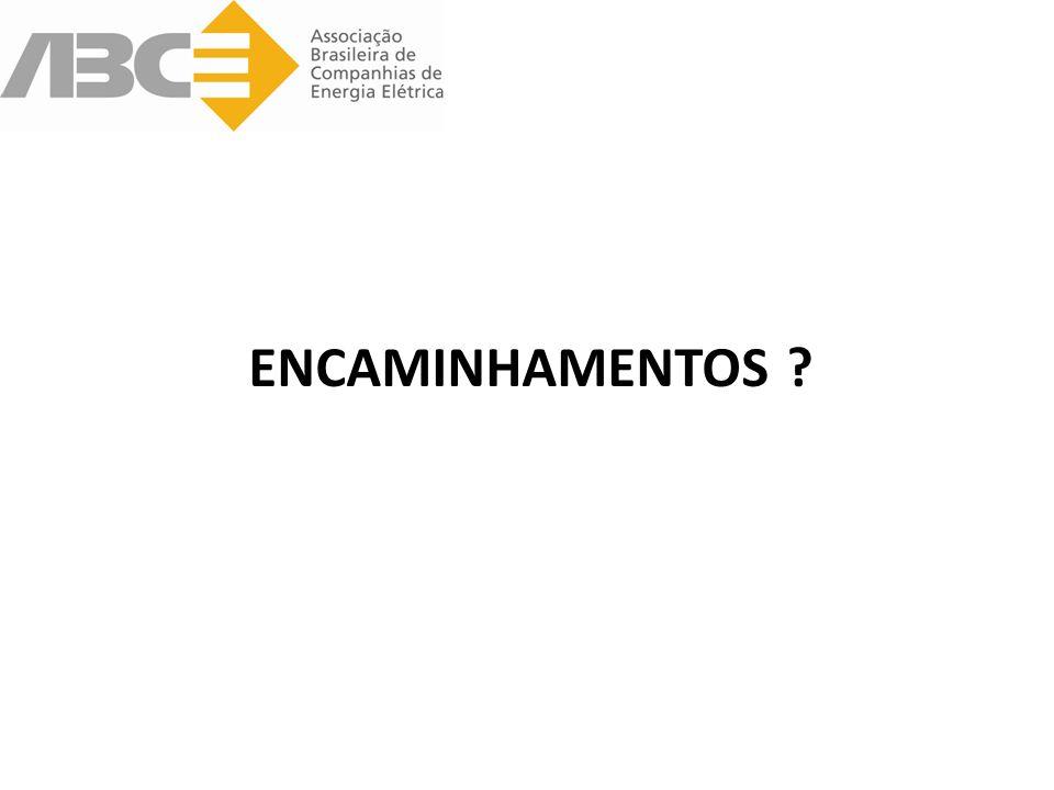 ENCAMINHAMENTOS