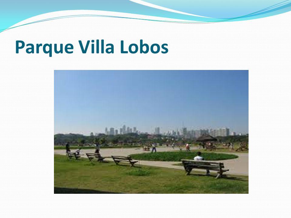 Parque Villa Lobos