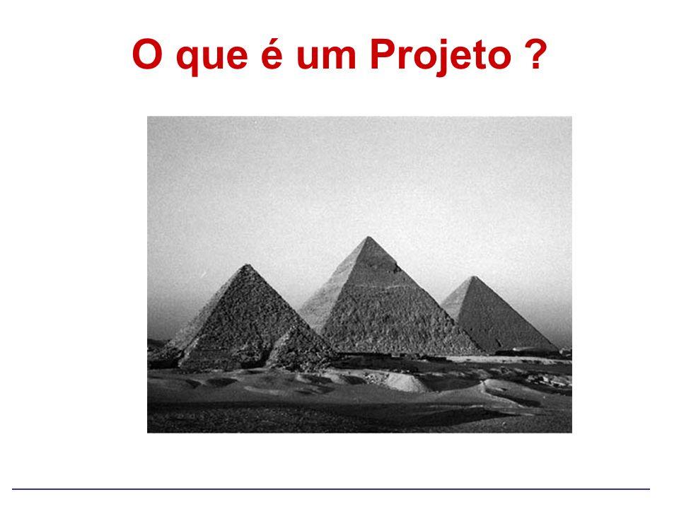 O que é um Projeto ?