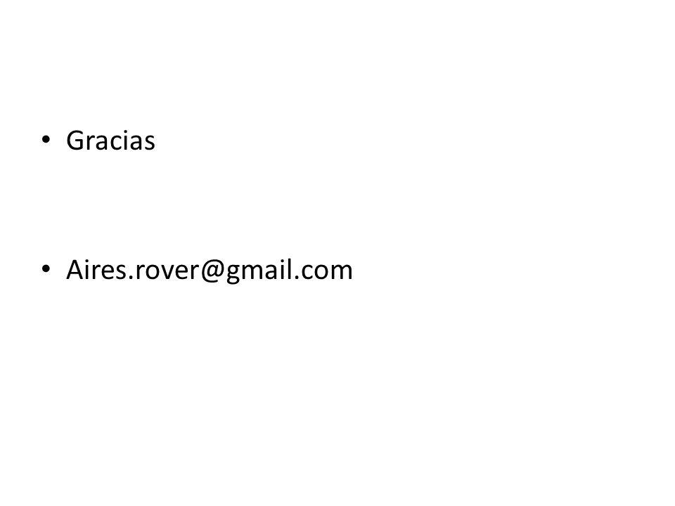 Gracias Aires.rover@gmail.com