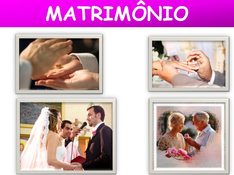 MATRIMÔNIO 63