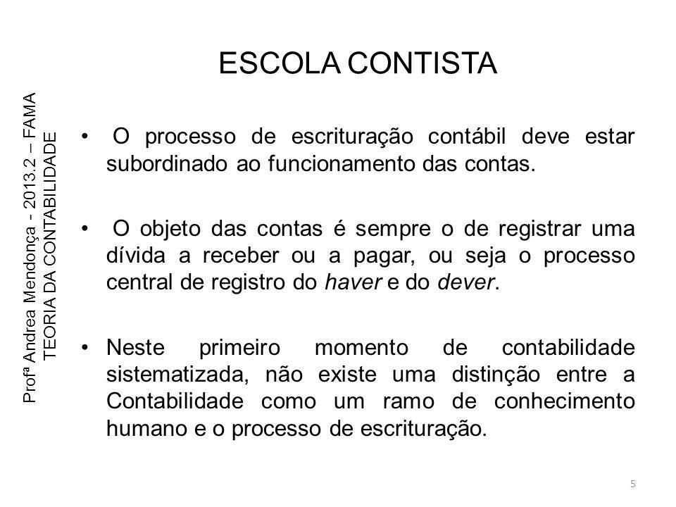 ESCOLA PERSONALISTA Também denominada de LOGISMOGRÁFICA, JURÍDICO-PERSONALISTA OU TOSCANA.