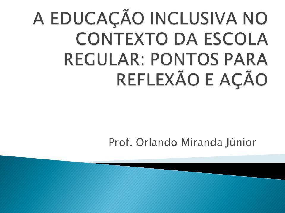 Prof. Orlando Miranda Júnior