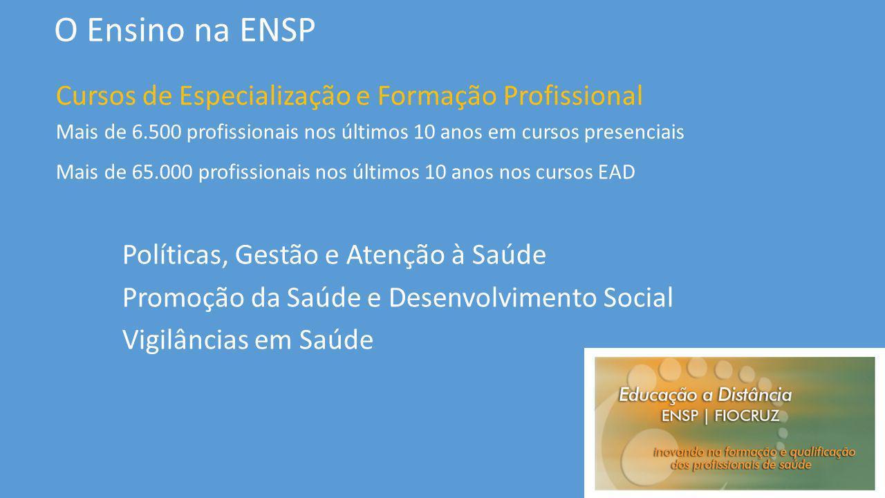 Cursos de Especialização e Formação Profissional Mais de 6.500 profissionais nos últimos 10 anos em cursos presenciais Mais de 65.000 profissionais no