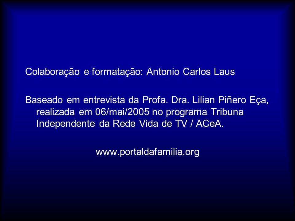 Esta apresentação foi criada para o cidadão brasileiro que deseja informar-se. APÓIEM a pesquisa com células tronco ADULTAS, que podem ser retiradas d