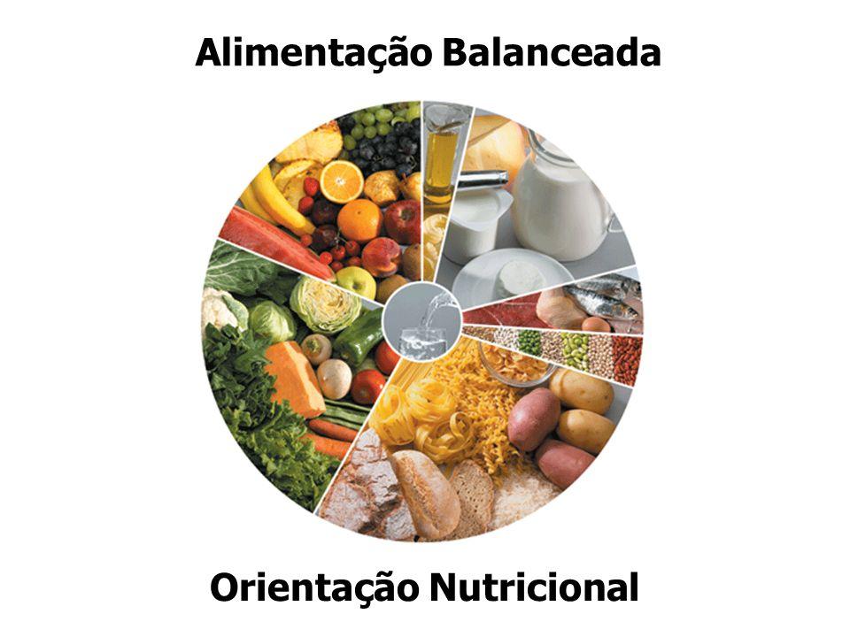 Orientação Nutricional Alimentação Balanceada