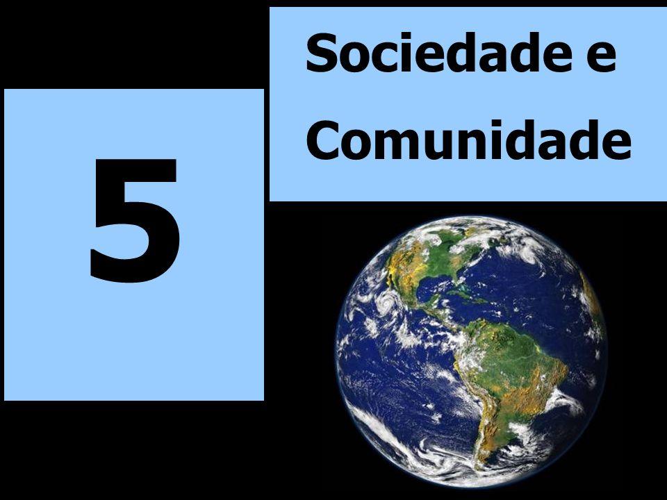 5 Sociedade e Comunidade