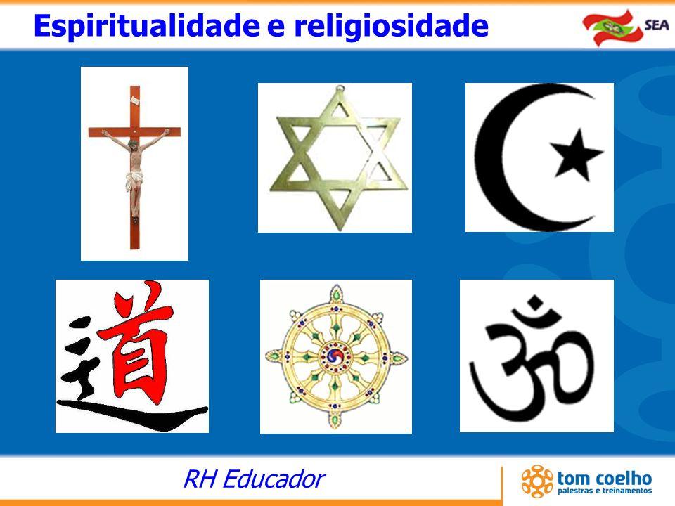 RH Educador Espiritualidade e religiosidade
